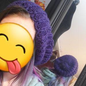 Spencer's knit hat